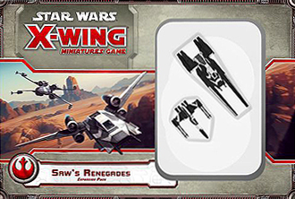 Spirit Games (Est. 1984) - Supplying role playing games (RPG), wargames rules, miniatures and scenery, new and traditional board and card games for the last 20 years sells Star Wars: X-Wing Miniatures Game Saw