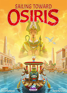 Spirit Games (Est. 1984) - Supplying role playing games (RPG), wargames rules, miniatures and scenery, new and traditional board and card games for the last 20 years sells Sailing Toward Osiris