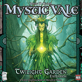 Spirit Games (Est. 1984) - Supplying role playing games (RPG), wargames rules, miniatures and scenery, new and traditional board and card games for the last 20 years sells Mystic Vale: Twilight Garden