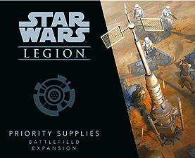 Spirit Games (Est. 1984) - Supplying role playing games (RPG), wargames rules, miniatures and scenery, new and traditional board and card games for the last 20 years sells Star Wars: Legion - Priority Supplies Battlefield Expansion