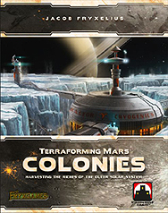 Spirit Games (Est. 1984) - Supplying role playing games (RPG), wargames rules, miniatures and scenery, new and traditional board and card games for the last 20 years sells Terraforming Mars: Colonies