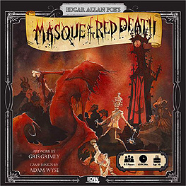 Spirit Games (Est. 1984) - Supplying role playing games (RPG), wargames rules, miniatures and scenery, new and traditional board and card games for the last 20 years sells Masque of the Red Death