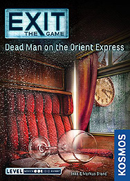 Spirit Games (Est. 1984) - Supplying role playing games (RPG), wargames rules, miniatures and scenery, new and traditional board and card games for the last 20 years sells EXIT: Dead Man on the Orient Express