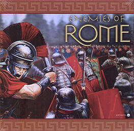 Spirit Games (Est. 1984) - Supplying role playing games (RPG), wargames rules, miniatures and scenery, new and traditional board and card games for the last 20 years sells Enemies of Rome