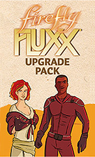 Spirit Games (Est. 1984) - Supplying role playing games (RPG), wargames rules, miniatures and scenery, new and traditional board and card games for the last 20 years sells Firefly Fluxx: Upgrade Pack