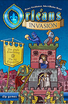 Spirit Games (Est. 1984) - Supplying role playing games (RPG), wargames rules, miniatures and scenery, new and traditional board and card games for the last 20 years sells Orleans: Invasion