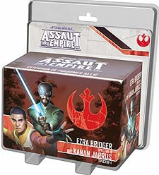 Spirit Games (Est. 1984) - Supplying role playing games (RPG), wargames rules, miniatures and scenery, new and traditional board and card games for the last 20 years sells Star Wars: Imperial Assault - Ezra Bridger and Kanan Jarrus Ally Pack