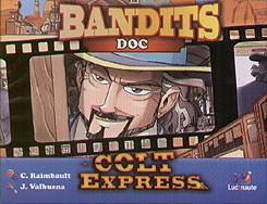 Spirit Games (Est. 1984) - Supplying role playing games (RPG), wargames rules, miniatures and scenery, new and traditional board and card games for the last 20 years sells Colt Express: Bandits - Doc