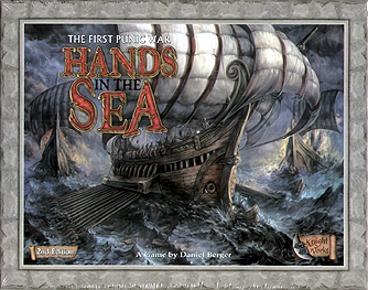 Spirit Games (Est. 1984) - Supplying role playing games (RPG), wargames rules, miniatures and scenery, new and traditional board and card games for the last 20 years sells Hands in the Sea 2nd Edition