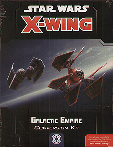 Spirit Games (Est. 1984) - Supplying role playing games (RPG), wargames rules, miniatures and scenery, new and traditional board and card games for the last 20 years sells Star Wars: X-Wing 2nd Edition Galactic Empire Conversion Kit