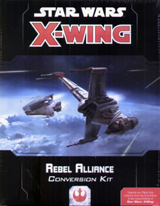 Spirit Games (Est. 1984) - Supplying role playing games (RPG), wargames rules, miniatures and scenery, new and traditional board and card games for the last 20 years sells Star Wars: X-Wing 2nd Edition Rebel Alliance Conversion Kit
