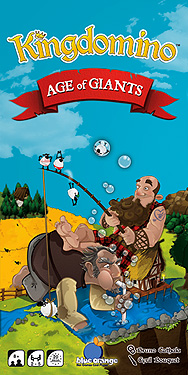 Spirit Games (Est. 1984) - Supplying role playing games (RPG), wargames rules, miniatures and scenery, new and traditional board and card games for the last 20 years sells Kingdomino/Queendomino: Age of Giants