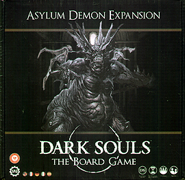 Spirit Games (Est. 1984) - Supplying role playing games (RPG), wargames rules, miniatures and scenery, new and traditional board and card games for the last 20 years sells Dark Souls: Asylum Demon Expansion