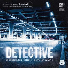 Spirit Games (Est. 1984) - Supplying role playing games (RPG), wargames rules, miniatures and scenery, new and traditional board and card games for the last 20 years sells Detective: A Modern Crime Board Game