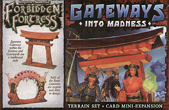 Spirit Games (Est. 1984) - Supplying role playing games (RPG), wargames rules, miniatures and scenery, new and traditional board and card games for the last 20 years sells Shadows of Brimstone: Forbidden Fortress - Gateways into Madness