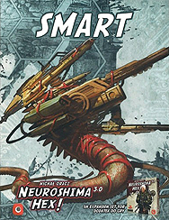Spirit Games (Est. 1984) - Supplying role playing games (RPG), wargames rules, miniatures and scenery, new and traditional board and card games for the last 20 years sells Neuroshima HEX! 3.0: Smart