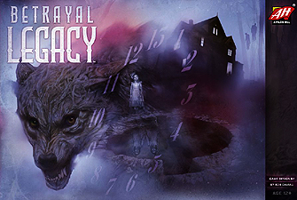 Spirit Games (Est. 1984) - Supplying role playing games (RPG), wargames rules, miniatures and scenery, new and traditional board and card games for the last 20 years sells Betrayal Legacy