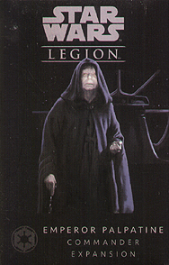 Spirit Games (Est. 1984) - Supplying role playing games (RPG), wargames rules, miniatures and scenery, new and traditional board and card games for the last 20 years sells Star Wars: Legion - Emperor Palpatine Commander Expansion