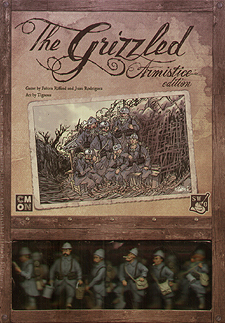 Spirit Games (Est. 1984) - Supplying role playing games (RPG), wargames rules, miniatures and scenery, new and traditional board and card games for the last 20 years sells The Grizzled: Armistice Edition