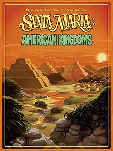 Spirit Games (Est. 1984) - Supplying role playing games (RPG), wargames rules, miniatures and scenery, new and traditional board and card games for the last 20 years sells Santa Maria: American Kingdoms