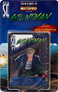 Spirit Games (Est. 1984) - Supplying role playing games (RPG), wargames rules, miniatures and scenery, new and traditional board and card games for the last 20 years sells Sentinels of the Multiverse Card Game: Stuntman Mini Expansion