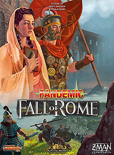 Spirit Games (Est. 1984) - Supplying role playing games (RPG), wargames rules, miniatures and scenery, new and traditional board and card games for the last 20 years sells Pandemic: Fall of Rome