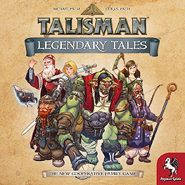 Spirit Games (Est. 1984) - Supplying role playing games (RPG), wargames rules, miniatures and scenery, new and traditional board and card games for the last 20 years sells Talisman: Legendary Tales