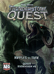 Spirit Games (Est. 1984) - Supplying role playing games (RPG), wargames rules, miniatures and scenery, new and traditional board and card games for the last 20 years sells Thunderstone Quest: Ripples in Time