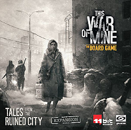 Spirit Games (Est. 1984) - Supplying role playing games (RPG), wargames rules, miniatures and scenery, new and traditional board and card games for the last 20 years sells This War of Mine: Tales from the Ruined City