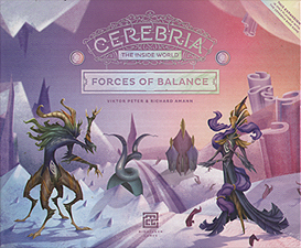 Spirit Games (Est. 1984) - Supplying role playing games (RPG), wargames rules, miniatures and scenery, new and traditional board and card games for the last 20 years sells Cerebria: The Inside World - Forces of Balance