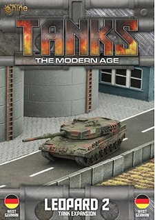 Spirit Games (Est. 1984) - Supplying role playing games (RPG), wargames rules, miniatures and scenery, new and traditional board and card games for the last 20 years sells Tanks: The Modern Age - Leopard 2 Tank Expansion