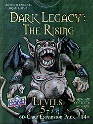 Spirit Games (Est. 1984) - Supplying role playing games (RPG), wargames rules, miniatures and scenery, new and traditional board and card games for the last 20 years sells Dark Legacy: The Rising - Levels 5-7