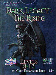 Spirit Games (Est. 1984) - Supplying role playing games (RPG), wargames rules, miniatures and scenery, new and traditional board and card games for the last 20 years sells Dark Legacy: The Rising - Levels 8-12