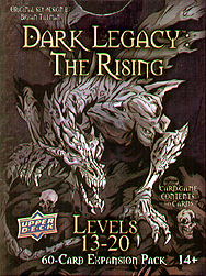 Spirit Games (Est. 1984) - Supplying role playing games (RPG), wargames rules, miniatures and scenery, new and traditional board and card games for the last 20 years sells Dark Legacy: The Rising - Levels 13-20
