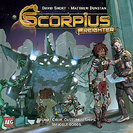 Spirit Games (Est. 1984) - Supplying role playing games (RPG), wargames rules, miniatures and scenery, new and traditional board and card games for the last 20 years sells Scorpius Freighter