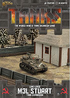 Spirit Games (Est. 1984) - Supplying role playing games (RPG), wargames rules, miniatures and scenery, new and traditional board and card games for the last 20 years sells Tanks: Lend Lease M3L Stuart Expansion