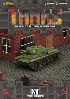 Spirit Games (Est. 1984) - Supplying role playing games (RPG), wargames rules, miniatures and scenery, new and traditional board and card games for the last 20 years sells Tanks: KV Expansion