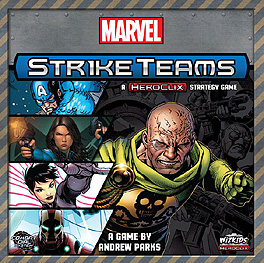 Spirit Games (Est. 1984) - Supplying role playing games (RPG), wargames rules, miniatures and scenery, new and traditional board and card games for the last 20 years sells Marvel Strike Teams