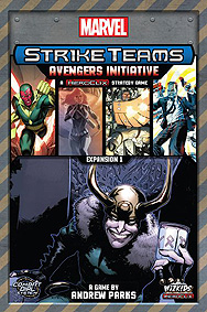Spirit Games (Est. 1984) - Supplying role playing games (RPG), wargames rules, miniatures and scenery, new and traditional board and card games for the last 20 years sells Marvel Strike Teams: Avengers Initiative