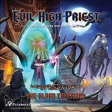 Spirit Games (Est. 1984) - Supplying role playing games (RPG), wargames rules, miniatures and scenery, new and traditional board and card games for the last 20 years sells Evil High Priest: The Blood Ceremony