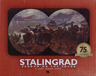 Spirit Games (Est. 1984) - Supplying role playing games (RPG), wargames rules, miniatures and scenery, new and traditional board and card games for the last 20 years sells Stalingrad: Verdun on the Volga