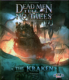 Spirit Games (Est. 1984) - Supplying role playing games (RPG), wargames rules, miniatures and scenery, new and traditional board and card games for the last 20 years sells Dead Men Tell No Tales: The Kraken