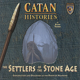 Spirit Games (Est. 1984) - Supplying role playing games (RPG), wargames rules, miniatures and scenery, new and traditional board and card games for the last 20 years sells Catan Histories: Settlers of the Stone Age