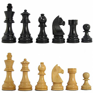 "Spirit Games (Est. 1984) - Supplying role playing games (RPG), wargames rules, miniatures and scenery, new and traditional board and card games for the last 20 years sells Staunton Chess Pieces 3"" King"