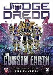 Spirit Games (Est. 1984) - Supplying role playing games (RPG), wargames rules, miniatures and scenery, new and traditional board and card games for the last 20 years sells Judge Dredd: The Cursed Earth includes promo card