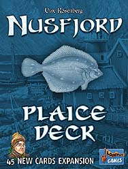 Spirit Games (Est. 1984) - Supplying role playing games (RPG), wargames rules, miniatures and scenery, new and traditional board and card games for the last 20 years sells Nusfjord: Plaice Deck
