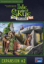 Spirit Games (Est. 1984) - Supplying role playing games (RPG), wargames rules, miniatures and scenery, new and traditional board and card games for the last 20 years sells Isle of Skye: Druids
