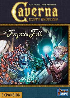 Spirit Games (Est. 1984) - Supplying role playing games (RPG), wargames rules, miniatures and scenery, new and traditional board and card games for the last 20 years sells Caverna: The Forgotten Folk