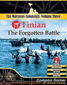 Spirit Games (Est. 1984) - Supplying role playing games (RPG), wargames rules, miniatures and scenery, new and traditional board and card games for the last 20 years sells Tinian: The Forgotten Battle