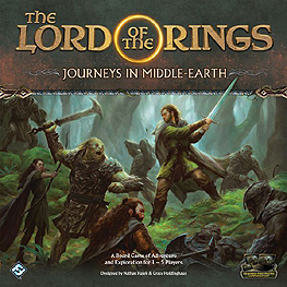 Spirit Games (Est. 1984) - Supplying role playing games (RPG), wargames rules, miniatures and scenery, new and traditional board and card games for the last 20 years sells The Lord of the Rings: Journeys in Middle-earth